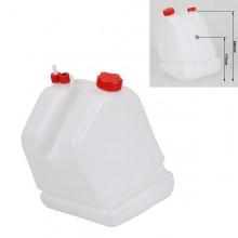 deposito gasolina 9l rojo