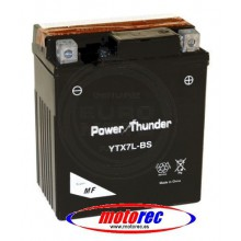 Batería Power Thunder YTX7L-BS