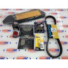 kit revision yamaha xmax 125