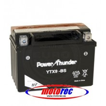 Batería Power Thunder YTX9-BS