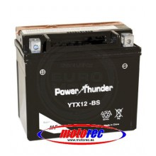 Batería Power Thunder YTX12-BS
