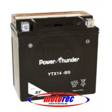 Batería Power Thunder YTX14-BS