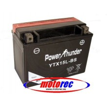 Batería Power Thunder YTX15L-BS