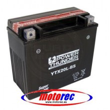 Batería Power Thunder YTX20L-BS