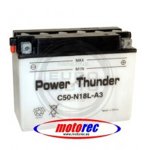 Batería Power Thunder C50-N18L-A3